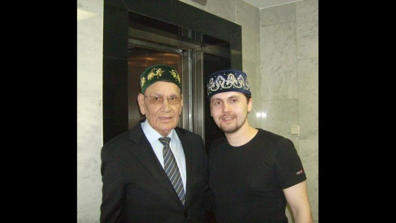 Айдар Гайнуллин - Фантазия на татарские темы (Чувашия Татарлары)