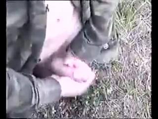Русские солдаты геев не обидят!