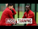 Inside Training [25.07.17]
