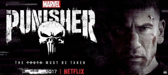 Каратель / The Punisher [Сезон: 1] (2017) WEB-DL 1080p | Lostfilm