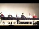 FANCAM — 30.11.17 Фан-сайн в честь выхода фигурок с участниками B.A.P в Yongsan Dong Art Hall