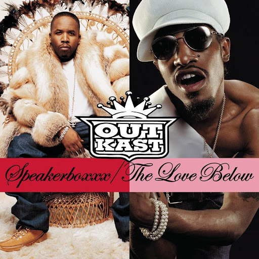 Outkast альбом Speakerboxxx/The Love Below