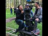 Небольшое видео со съёмок 3 сезона Мажор!