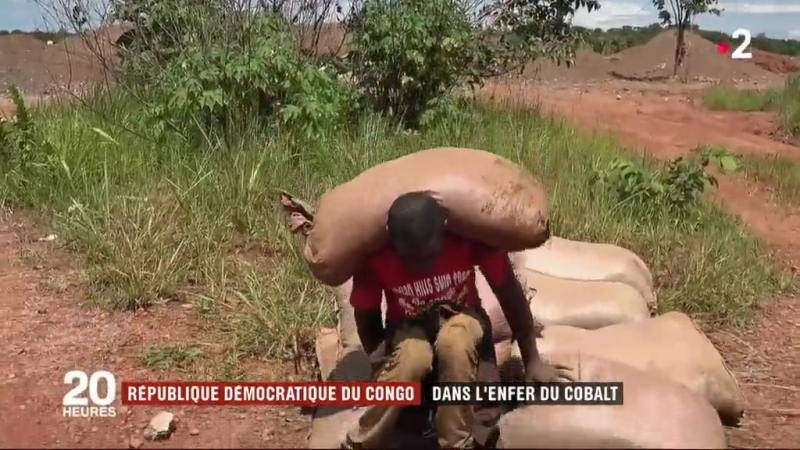 République démocratique du Congo dans lenfer du cobalt