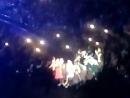 На концерте Д.Билана