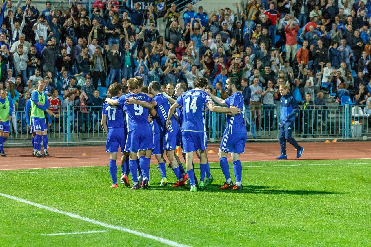 Раскатали «Авангард» срезультатом 4:0: мощная победаФК «Тюмень»