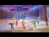 Моя Сабрина заняла первое место на Международном фестивале по танцам 9лет