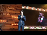170415 Lee Dong Wook 'For My Dear' Asia Tour in Singapore