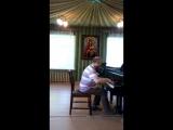Бетховен. Соната 24.