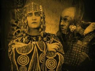 Нибелунги / Die Nibelungen Фильм 2: Месть Кримхильды / Kriemhilds Rache (Фриц Ланг / Fritz Lang) [1924, Германия, героический эп