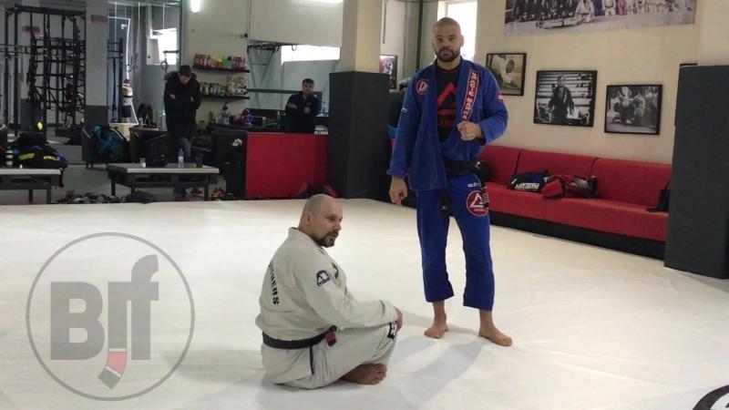 Lucio Lagarto - specific training bjjfreaks_TV