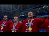 То, чего мы ждали: Наша сборная поет гимн России
