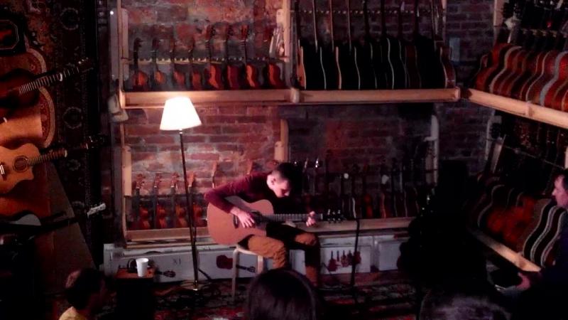 Максим Ярушкин - Take me to church (Hozier) ГитарыПитер » Freewka.com - Смотреть онлайн в хорощем качестве