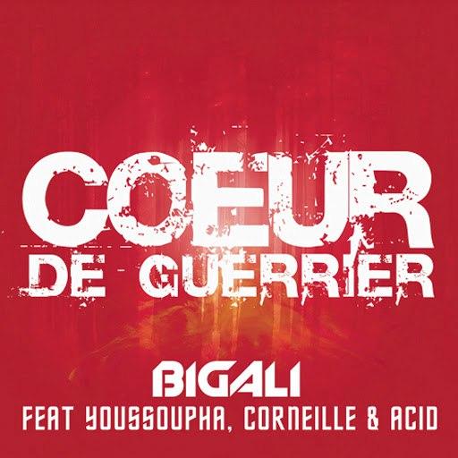 Big Ali альбом Coeur de guerrier