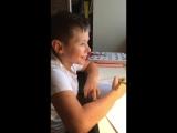Любовь моя ненаглядная#сынок#уроки#2Б