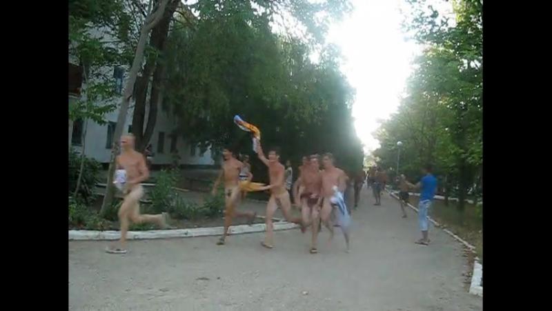 Весело в лагере
