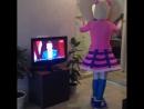 SuperДЕТКИ кусочек видео с праздника Розы Барбоскиной