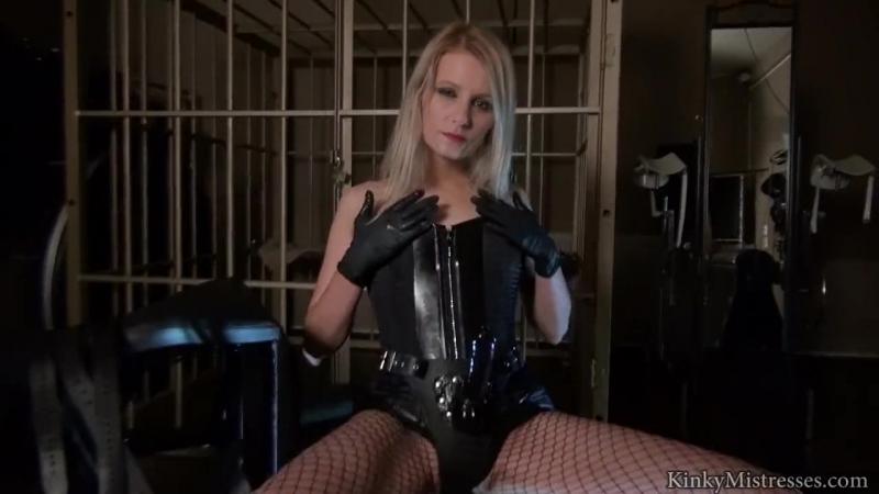 MY BERLIN STRAPON SLUT Mistress Leather Fem Dom Anal Strap On Latex Fetish BDSM Bondage