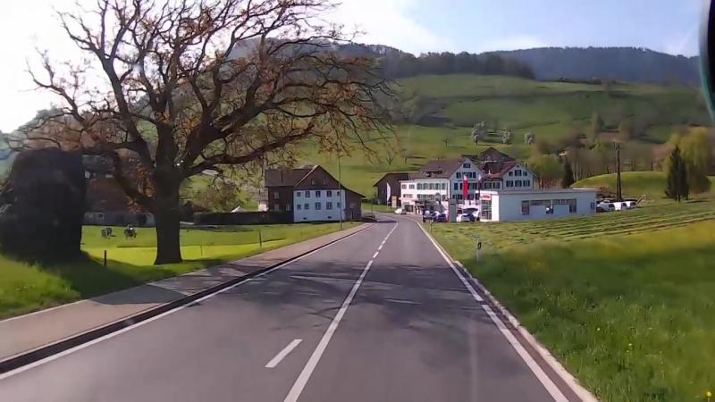 Дальнобой по Европе.Весенняя Швейцария (Часть 1) www.youtube.com/watch?v=qDP4ljqJ5gw