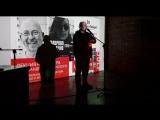 Лекция Александра Войтинского о кино на фестивале