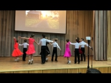 Танец «Одинокая гармонь»