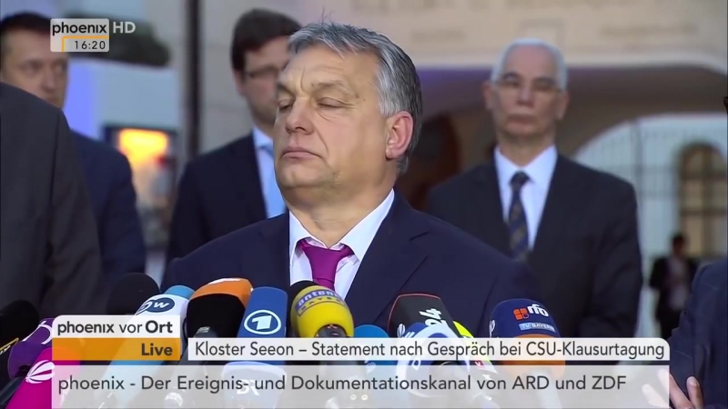 Bravo- Victor Orban liest Merkel die Leviten- -- vom 05-01-2018
