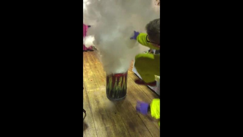 Танцы шманцы химичим на взрослой днюхе