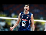 TOP 10 Best Volleyball Actions by OLEG ANTONOV. Champions Cup 2017.