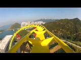 Hair Raiser Rollercoaster (Ocean Park, Hong Kong, Repulse Bay) (2017)