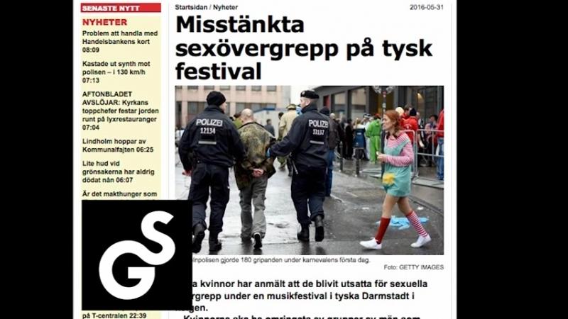 Aftonbladet selektiva pressetik