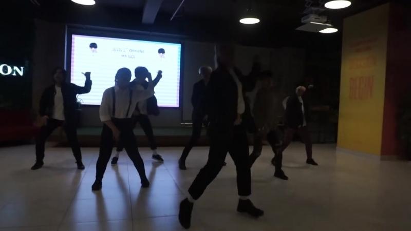War of hormone BTS Dance Cover