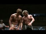 Kenny Omega, Kota Ibushi, Chase Owens vs. Marty Scurll, Hangman Page, Cody (NJPW - HONOR RISING JAPAN 2018 - Day 1)