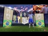 Пеле в паке. FIFA18.
