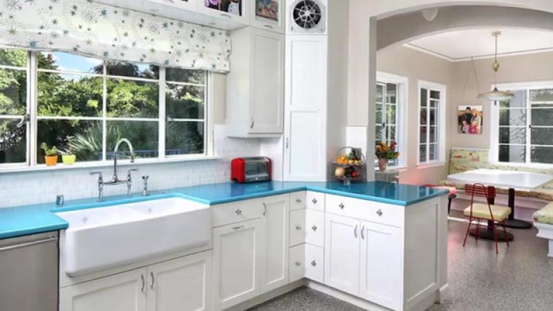 Дизайн кухни в частном доме современные идеи