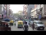 New Delhi Street Walk - Arkashan Road Pahar Ganj
