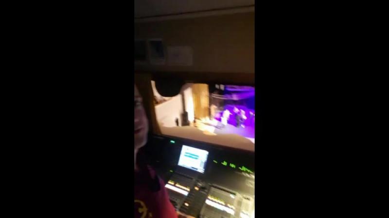 Видео отчет от звукорежиссера Мастер и Маргарита Самара