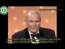 Лоуренс Оливье получает премию Сесиля Б.Демиля- Золотой Глобус 1983 | ВНЗ!
