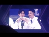161126 EXO Suho & D.O. - Lady Luck @ The Exordium in Taipei