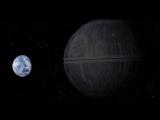 Звездные войны. Эпизод IV Новая надежда. Уничтожение Алдераана