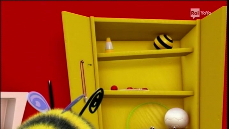 La casa delle api S1E17 - I giochi della classe