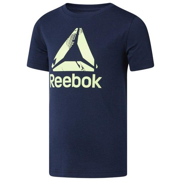 Спортивная футболка для мальчиков Logo