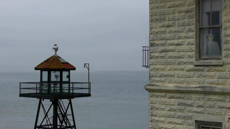 Alcatraz Island (Тюрьма Алькатрас)