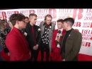 Interview for The BRIT, The BRIT Awards [21.02.18]
