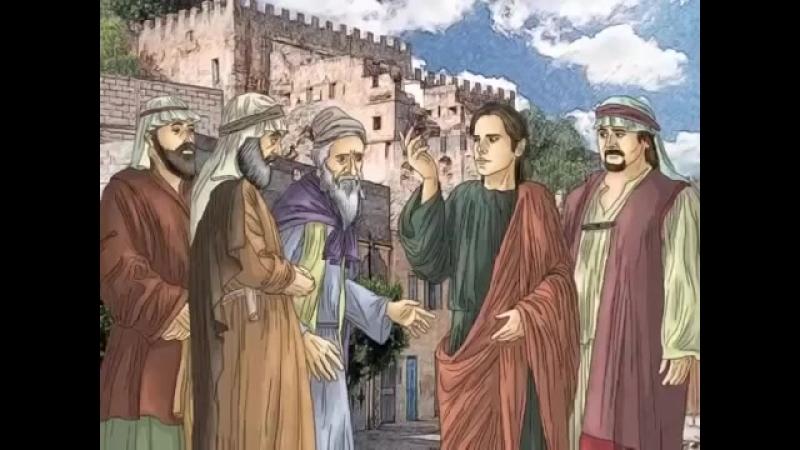 21 февраля: Святой пророк Захарий