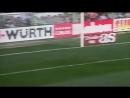 Кристиан Виери в Атлетико Мадрид Christian Vieri Atletico Madrid La Liga 1997 98 24 goals