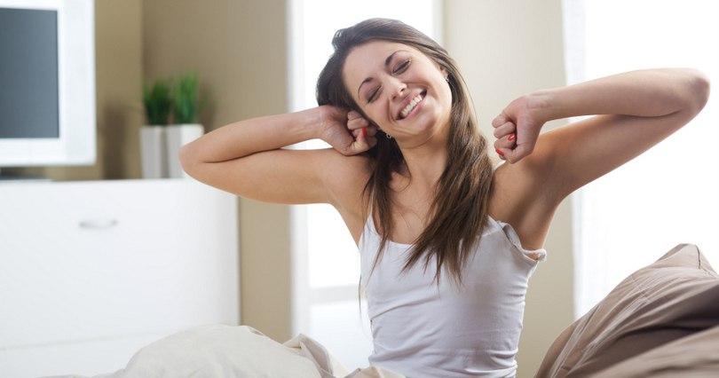 Как быть с утра всегда бодрой и в хорошем расположении духа? Важные советы помогут вам в этом