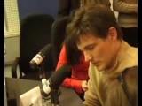 Morten Harket (A-ha) speaking Russian at radio Europa plus (Russia)