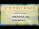Why buy kenwood products
