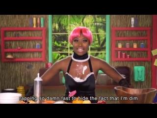 Nicky Minaj- Anaconda (parody)