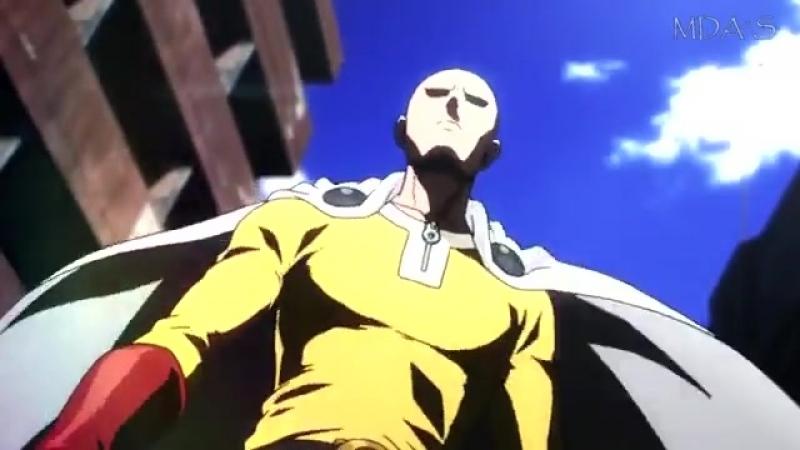 ★One Punch Man AMV HD★Ванпанчмен (АМВ) [клип]★With Me Now★.360